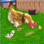 New Hen Family Simulator: Chicken Farming Games APK (MOD, Unlimited Money) 1.11
