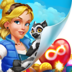 Park Town: Match 3 Game with a story! APK (MOD, Unlimited Money) 1.34.3615
