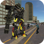 Pickup Truck Robot APK (MOD, Unlimited Money) 1.4
