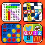 Puzzle book – Words & Number Games APK (MOD, Unlimited Money) 2.7