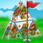Pyramid Golf Solitaire APK (MOD, Unlimited Money) 5.0.1621