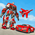 Real Air Jet Fighter – Grand Robot Shooting Games APK (MOD, Unlimited Money) 1.1.6