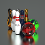 Real Bowling 3D -Physics Engine Bowling Game- APK (MOD, Unlimited Money) 2.14.1