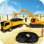 Real City Road Construction 3D APK (MOD, Unlimited Money) 1.3