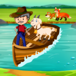 River Crossing IQ Hindi Puzzle APK (MOD, Unlimited Money) 1.1