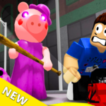 Scar Piggy Mod In Obby APK (MOD, Unlimited Money) 4