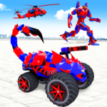 Scorpion Robot Monster Truck Transform Robot Games APK (MOD, Unlimited Money) 16