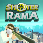 Shooterrama APK (MOD, Unlimited Money) 0.40