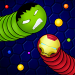 Snaky .io – Fun Multiplayer Slither Battle APK (MOD, Unlimited Money) 5.0