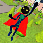 Stickman Superhero APK (MOD, Unlimited Money) 1.2