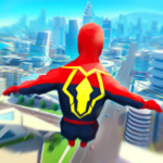 Super Heroes Fly: Sky Dance – Running Game APK (MOD, Unlimited Money) 0.6