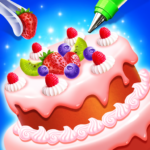 🍰💛Sweet Cake Shop – Cooking & Bakery APK (MOD, Unlimited Money)