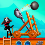 The Catapult: Castle Clash with Awesome Pirates APK (MOD, Unlimited Money) 1.3.0