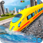 Underwater Bullet Train Simulator : Train Games APK (MOD, Unlimited Money) 2.6.0
