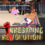 Wrestling Revolution APK (MOD, Unlimited Money) 2.072