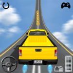 4X4 Jeep stunt drive 2019 : impossible game fun APK (MOD, Unlimited Money) 1.0.8
