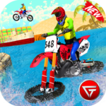 Beach Water Surfer Dirt Bike: Xtreme Racing Games APK (MOD, Unlimited Money) 1.0.5