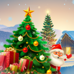 Christmas Hidden Object: Xmas Tree Magic APK (MOD, Unlimited Money) 1.1.85b