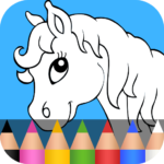 Coloring & Play with Animals for Kids APK (MOD, Unlimited Money) 1.4.3