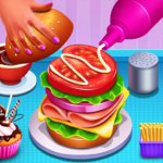 Cooking Square Food Street APK (MOD, Unlimited Money) 1.11