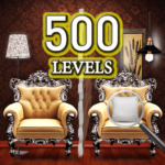 Find the differences 500 levels APK (MOD, Unlimited Money) 1.1.3