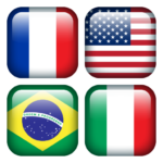 Flags of All Countries of the World: Guess-Quiz APK (MOD, Unlimited Money) 1.91