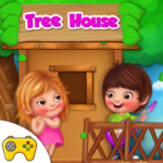 Kids Tree House Games APK (MOD, Unlimited Money) 1.0.3