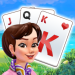 Kings&Queens: Solitaire Tripeaks APK (MOD, Unlimited Money) 1.204.1