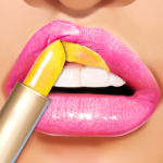 Lip Art Makeup Artist APK (MOD, Unlimited Money) 1.0
