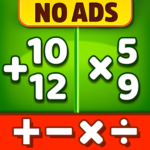 Math Games – Addition, Subtraction, Multiplication APK (MOD, Unlimited Money) 1.0.9