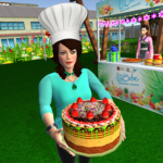 My Home Bakery Food Delivery Games APK (MOD, Unlimited Money) 1.13