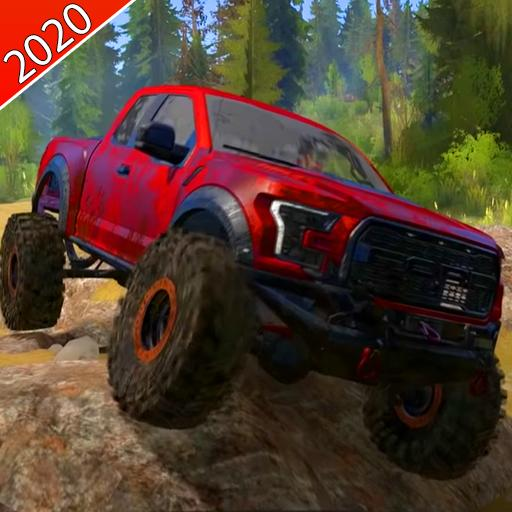 OffRoad 4×4 jeep racing game 3D APK (MOD, Unlimited Money) 1.10