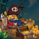 Pirate Mystery Island – Swamp Attack 2021 APK (MOD, Unlimited Money) 1.9