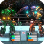 Real Robot Ring Boxing 2019 APK (MOD, Unlimited Money) 1.11