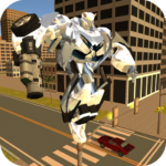 Robot Car APK (MOD, Unlimited Money) 2.5