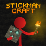 Stickman VS Multicraft: Fight Pocket Craft APK (MOD, Unlimited Money) 1.0.8