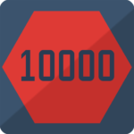 10000! – original indie puzzle (Big Maker) APK (MOD, Unlimited Money) 1.95