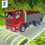 3D Truck Driving Simulator – Real Driving Games APK (MOD, Unlimited Money) 2.0.046