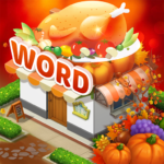 Alice's Restaurant – Fun & Relaxing Word Game APK (MOD, Unlimited Money) 1.1.14