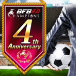 BFB Champions 2.0 ~Football Club Manager~ APK (MOD, Unlimited Money) 3.9.1