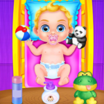 Babysitter Crazy Baby Daycare – Fun Games for Kids APK (MOD, Unlimited Money) 1.0.1