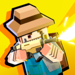 Battle Gun 3D – Pixel Block Fight Online PVP FPS APK (MOD, Unlimited Money) 1.5.042