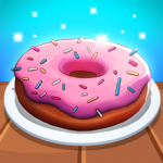 Boston Donut Truck – Fast Food Cooking Game APK (MOD, Unlimited Money) 1.0.12