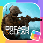 Breach & Clear: Tactical Ops APK (MOD, Unlimited Money)