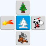 """""""Christmas Memory"""" – Matching Game APK (MOD, Unlimited Money) 2.2021"""