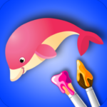 Coloring Book for Kids: Animal APK (MOD, Unlimited Money) 2.1.2