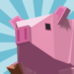 Cow Pig Run Tap: The Infinite Running Adventure APK (MOD, Unlimited Money) 1.0.5