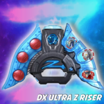 DX Ultra Z Riser Sim for Ultraman Z APK (MOD, Unlimited Money) 1.4