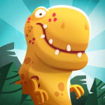 Dino Bash – Dinosaurs v Cavemen Tower Defense Wars APK (MOD, Unlimited Money) 1.3.10