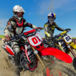 Dirt Track Racing 2020: Biker Race Championship APK (MOD, Unlimited Money) 1.0.8